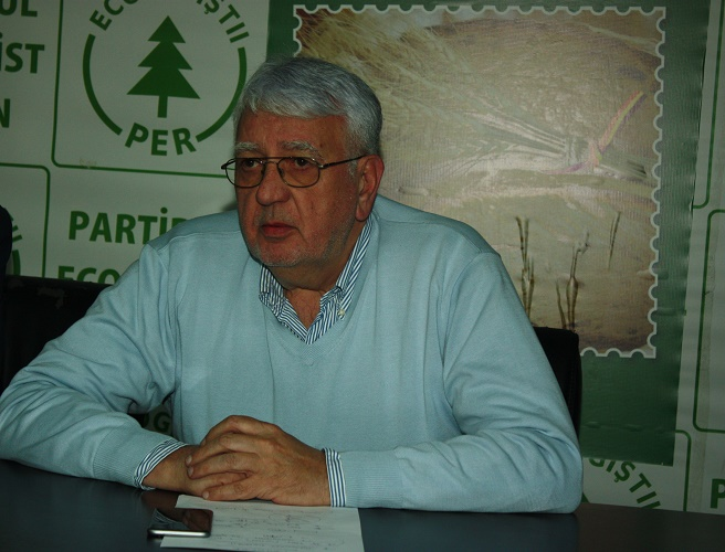 PER oferă adversarilor cursuri gratuite de protejare a mediului