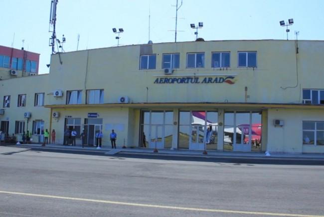 Aeroportul Arad, un exemplu în plus al neputinței de tip liberal!