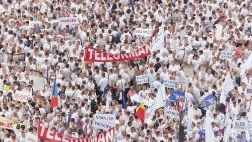 In aceasta seara ne- am amintit de Ceusescu