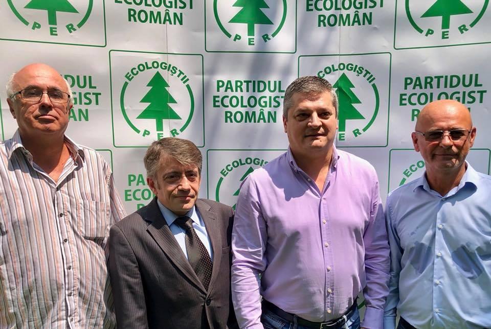 ALTERNATIVA ESTE PARTIDUL ECOLOGIST ROMÂN