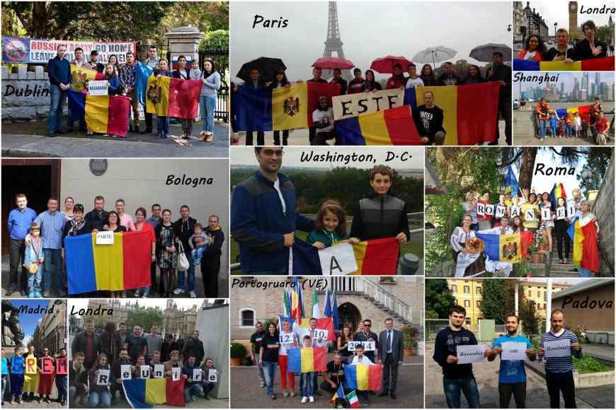Partidul Ecologist Roman este alaturi de diaspora!